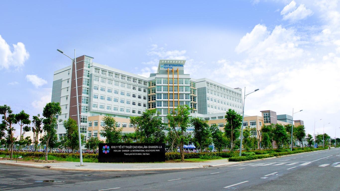 Bệnh Viện Quốc tế Hoa Lâm